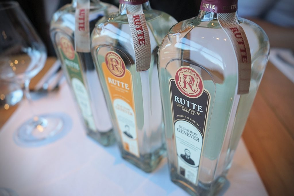Rutte Distillery Gin and Genever