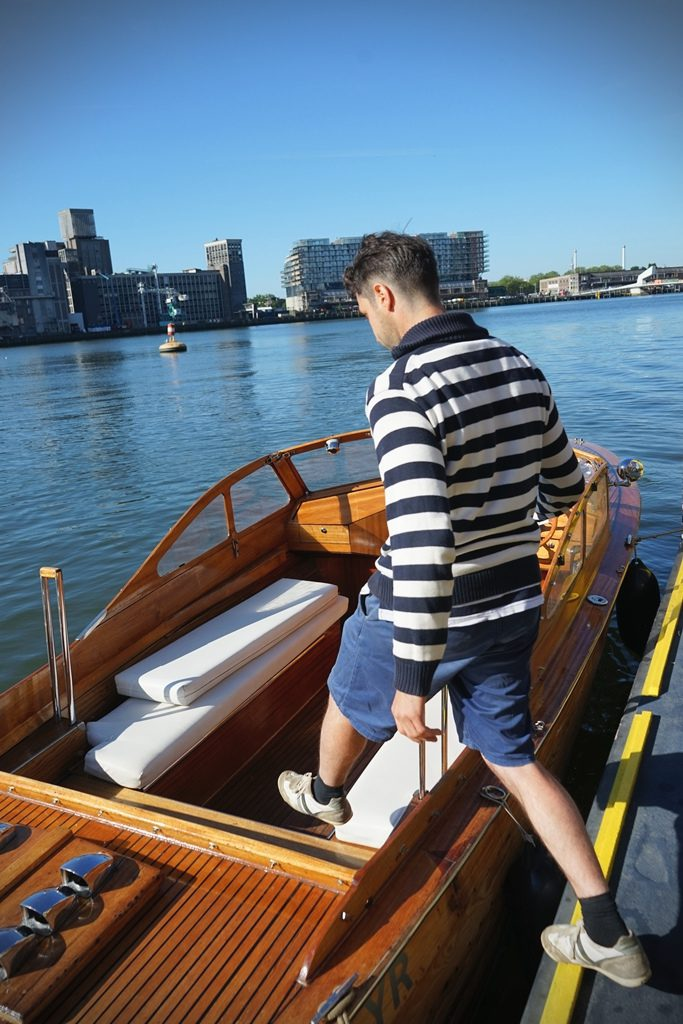 Water Taxi to Dordrecht