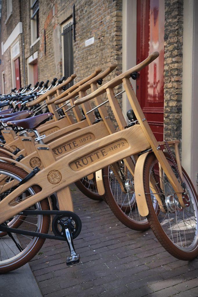 Wooden Rutte Bikes