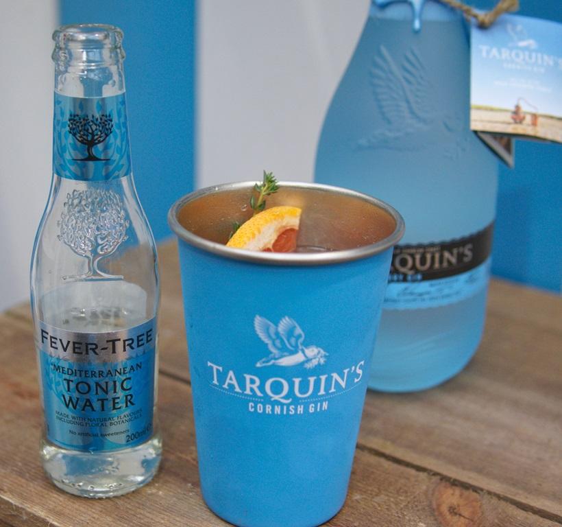Tarquin's Cornish Dry Gin & Fever-Tree Mediterranean