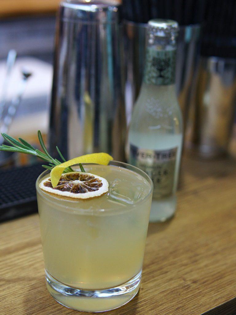 Warschau Mule Cocktail