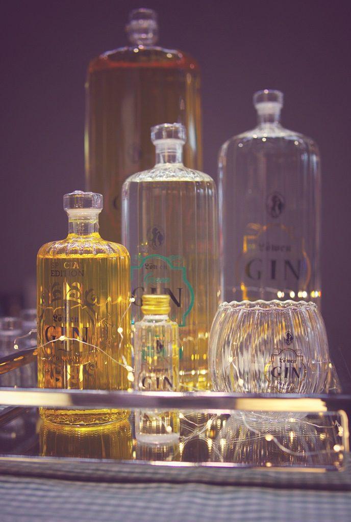 Austrian Loewen Gin