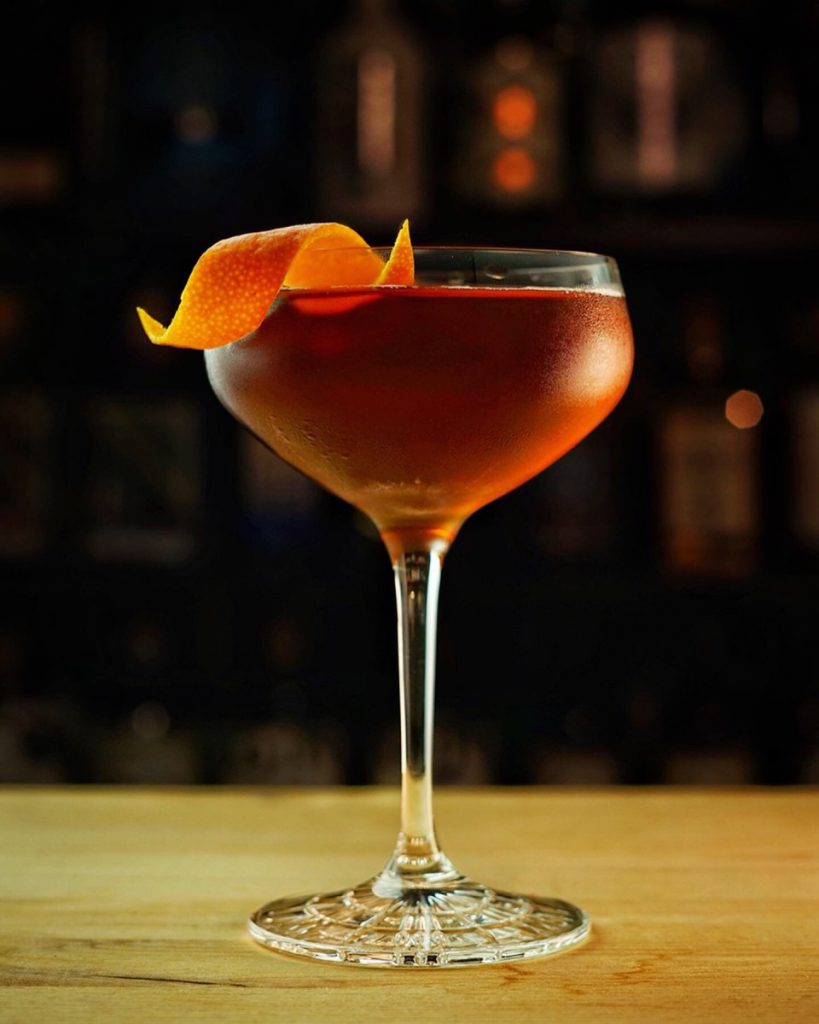 Martinez Cocktail