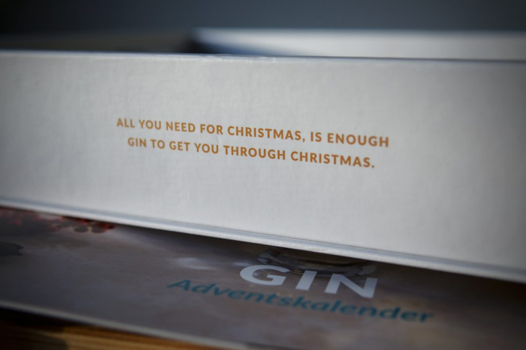 Tastillery Gin Advent Calendar