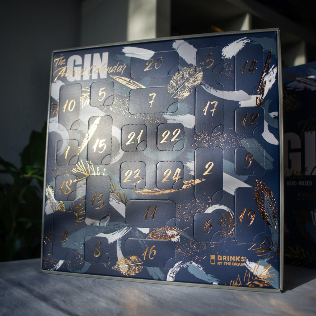 DBTD Gin Advent Calendar