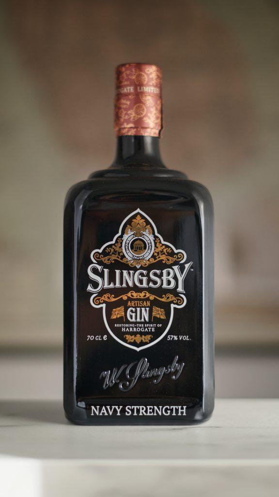 Slingsby Navy Strength Gin